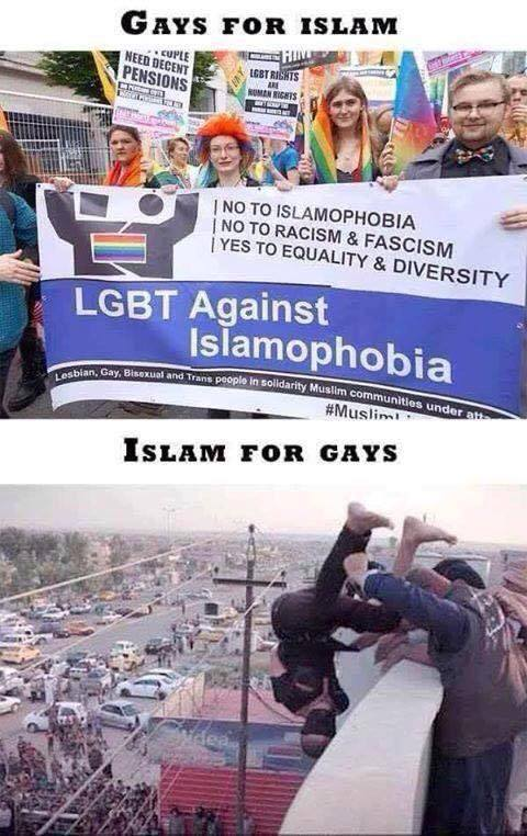 Gays For Islam