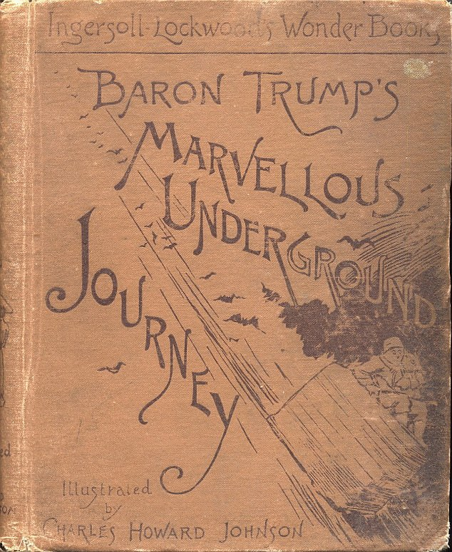 aron Trump's Marvelous Underground Journey
