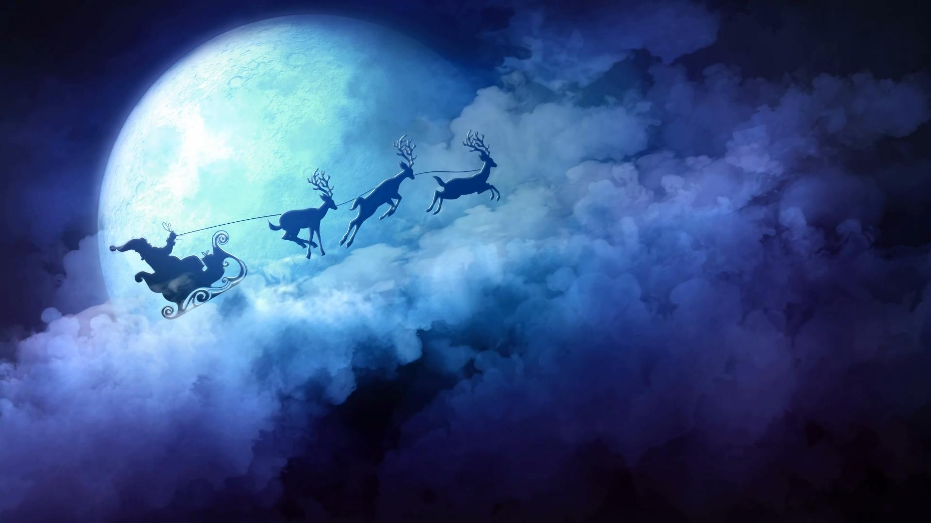 Wallpaper Of The Day: Animated Christmas