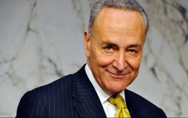 "Chuck Schumer's Name Literally Means ""Good For Nothing"", ""Vagabond"""