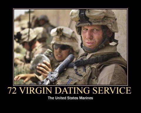 72 virgin dating service marines 6