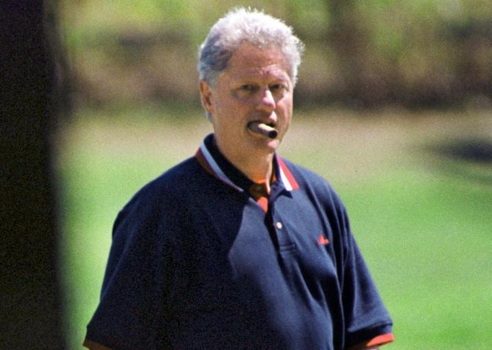 Bill clintons oral office - 1 part 7