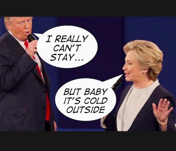 Donald-Trump-and-Hillary-Clinton-Sing-Ba